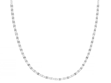 Picture of Sterling Silver 2.1MM Mirror 24 Inch Chain
