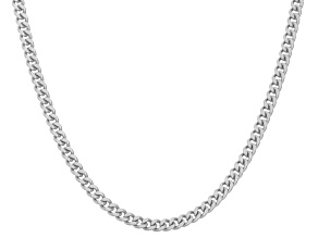 "Sterling Silver 16"" - 22"" Adjustable Curb Chain"