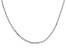 Sterling Silver Box Chain 24 inch