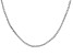 Sterling Silver Box Chain 36 inch