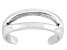 Polished Sterling Silver Split Toe Ring