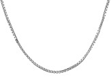 Sterling Silver Box Link Chain 20 inch