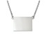 Sterling Silver Colorado Silhouette Center Station 18 inch Necklace