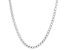 Sterling Silver Franco Chain Necklace 20 inch