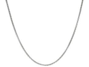 Sterling Silver 1.8MM Popcorn Chain