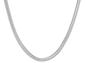 Sterling Silver 2.4MM Snake Chain