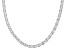 Sterling Silver MM Birdeye Chain Necklace 20 Inch