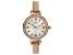 Eberle 29mm Case Crystal Studded Bezel Ladies Watch