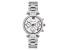 Lucien Pezzoni Swarovski Crystals 36mm Case Watch