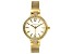 Jeanneret Luxury 34mm Case Mesh Band Ladies Watch