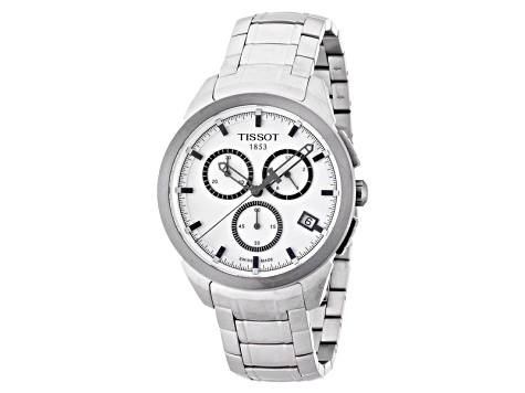 Tissot Men's Titanium Watch