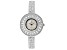 Adee Kaye™ White Crystal Watch