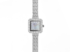 Bella Luce® Ladies Round Simulant 5.94 Ctw Sterling Silver