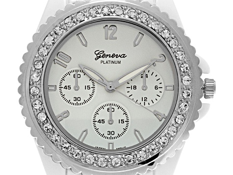 Geneva Ladies Watch Set Of 5