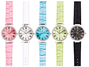 Burgi Ladies Watch Set