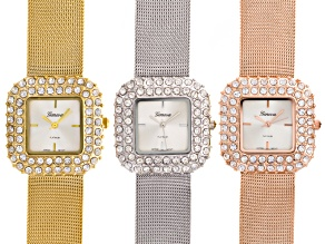 Mesh Watch Set
