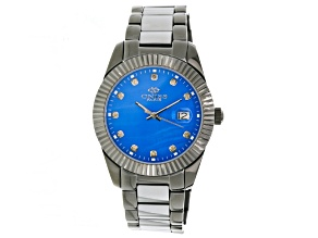Oniss Sapphire Mother Of Pearl Dial Watch