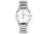 White Dial Oniss™ Stainless Steel Gent's Watch