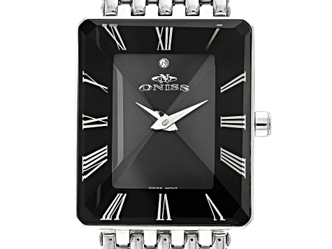 Oniss™  Mesh Link Stainless Steel Watch