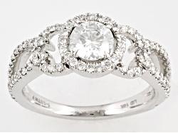 Jtv Diamond Rings >> White Gold Jewellery Jtv All White Diamond Rings In Gold