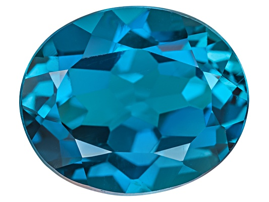 Brazilian London Blue Topaz Average 4.00ct 11x9mm Oval