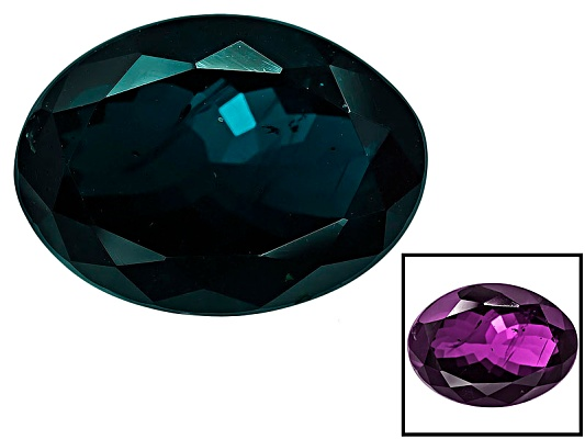 Masasi Blue Color Change Garnet Minimum 8.00ct Mm Varies Oval