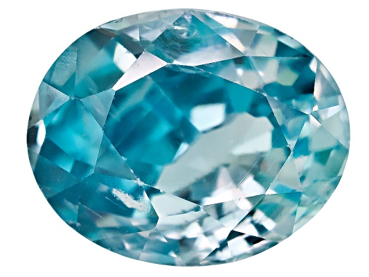 Cambodian Blue Zircon Minimum 5.00ct Mm Varies Oval