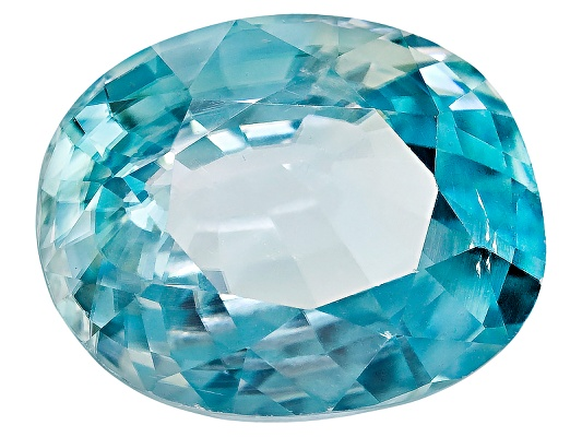 Cambodian Blue Zircon Minimum 8.00ct Mm Varies Oval