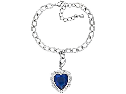 Lucile's Noble Heart Bracelet, From Titanic Jewelry Collection