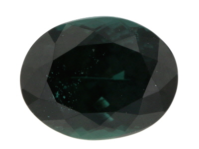 Blue Garnet Color Change 10.72x8.37mm Oval 4.66ct