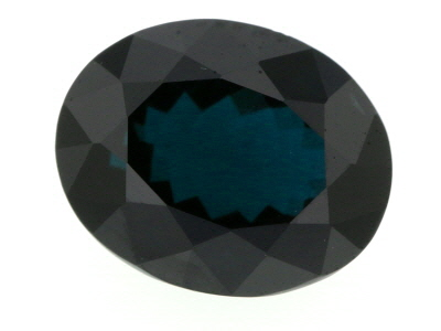 Blue Garnet Color Change 11.12x8.95x6.5mm Oval 5.96ct