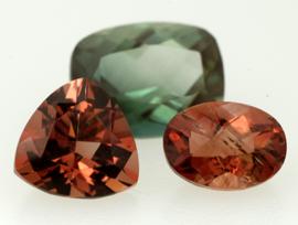 Andesine-Labradorite Gemstones Mix