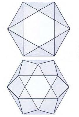 diamond cut illustration