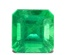 square emerald gemstone