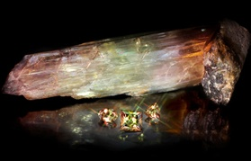 large piece of zultanite
