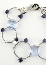 Flexible Circles Bracelet