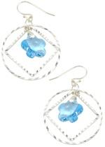 Flower Drops Earrings