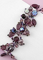 Fringe Element Bracelet