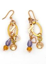 Girly Twirly Earring Set