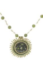 Green Grandeur Necklace