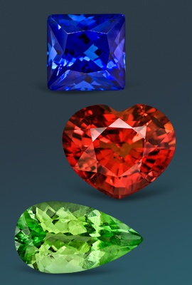 Gemstone Cuts and Shapes