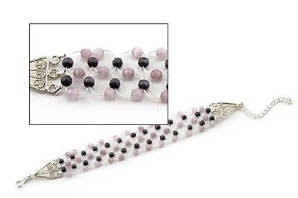 Silver Spendor Bracelet