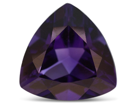 purple amethyst gemstone