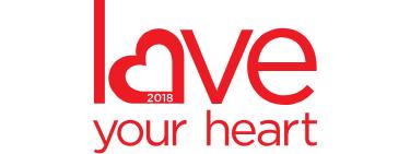 Love your heart logo