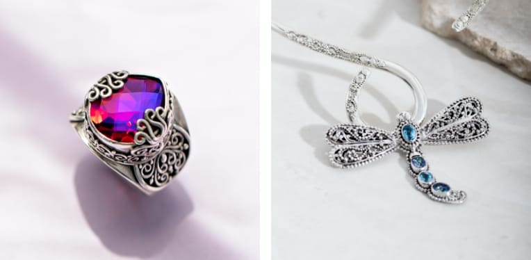 Artisan Collection of Bali Jewelry