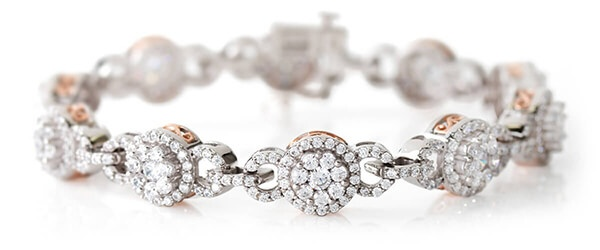 Michael O'Connor for Bella Luce Bracelet