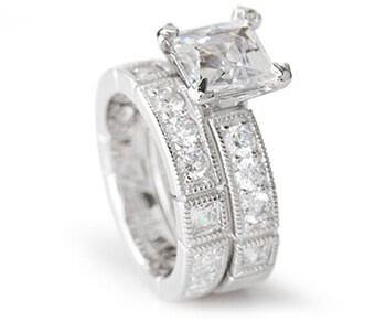 Tycoon for Bella Luce Ring with Band
