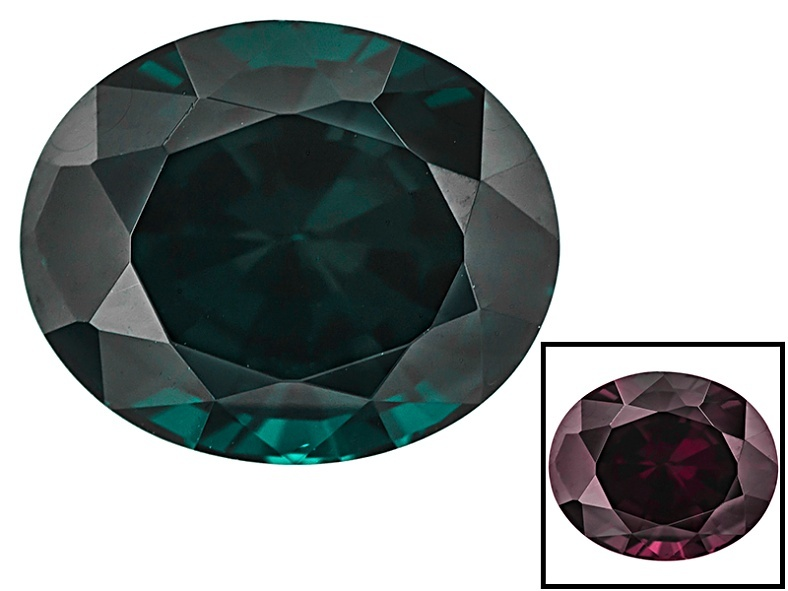 Blue Color Change Garnet Gemstone