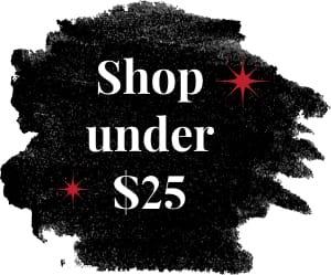 Shop Under $25