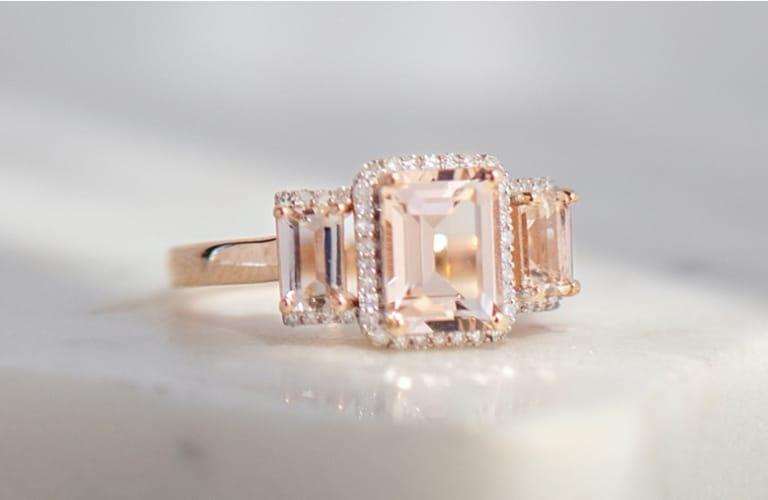Alternative Bridal Rings